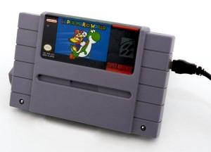 Super Mario Hårddisk