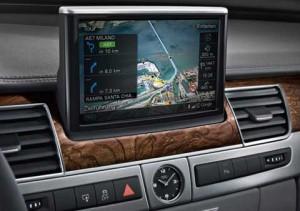 Audi A8 Google Earth Karta GPS