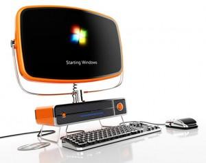 Philco PC - Konceptdator