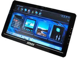 MSI WindPad 100W